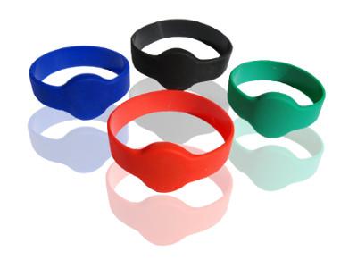 bracelet RFID silicone pour piscine et spa