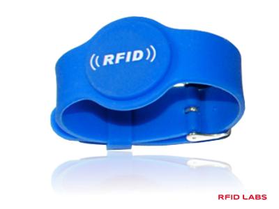Bracelet piscine magnétique RFID Open Silicon pour contrôle d'accès en piscine et spa
