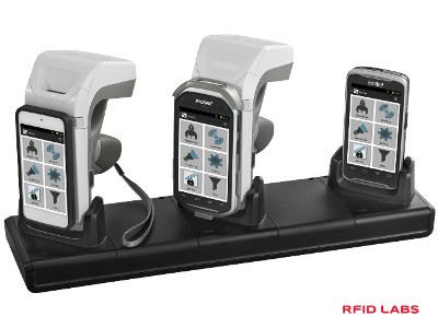 Chargeur multiports pour ZEBRA TC51 TC56 et RDF8500