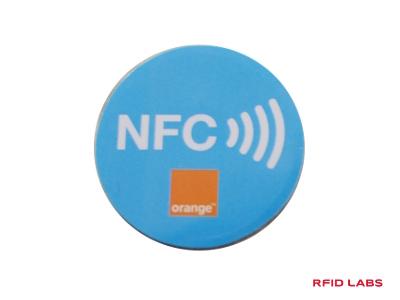 Etiquette magnétique RFID anti-métal personnalisable