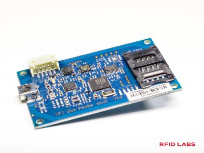 Lecteur de badge-carte magnétique RFID USB KRONEGGER NFC