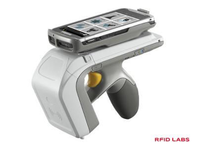 Scanner de tag carte et etiquette UHF RFID ZEBRA RDF8500