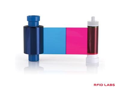 Ruban couleur imprimante de badge et carte MAGICARD France Pronto Enduro Rio Pro