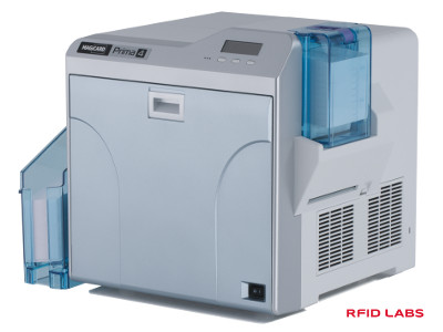 Imprimante de carte retransfer MAGICARD PRIMA 4 avec ou sans RFID