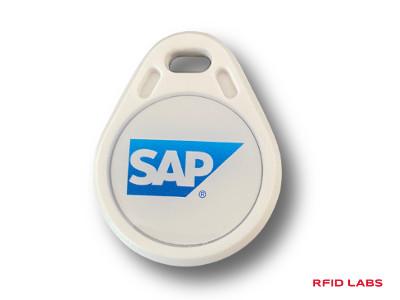 Porte-clé rfid MIFARE logo couleur